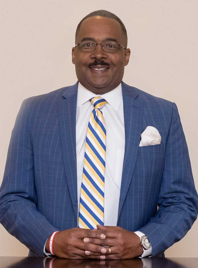 Pastor Elliott Bing